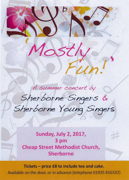 Mostly Fun - a Summer Concert